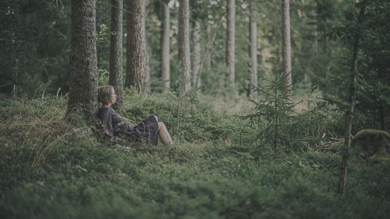 Om balansen mellan att vara aktiv och att ta det lugnt